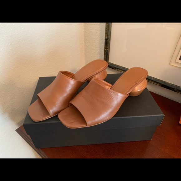 Zara Collection leather sandals